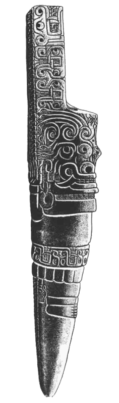 Carved tool